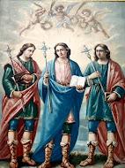 Novena ai Santi Alfio Filadelfo e Cirino, patroni di Lentini.