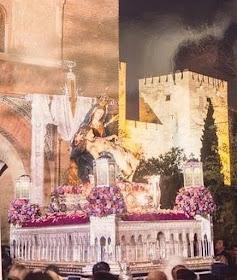 Cartel Semana Santa Granada 2016