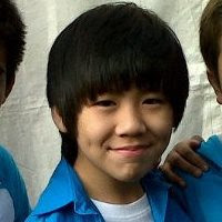 Foto gambar terbaru Brian personil Super 7 boyband cilik.