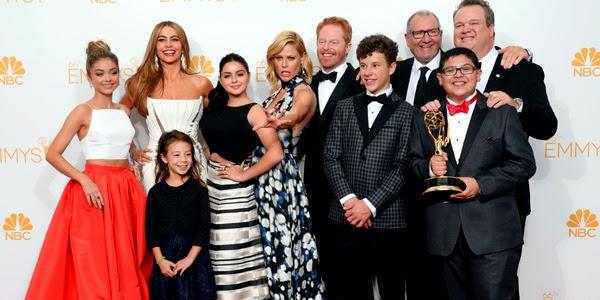 Modern Family triunfa en los Emmy