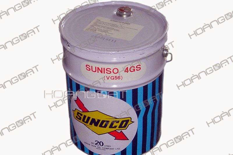 Dầu lạnh Suniso 3GS, 4GS,5GS