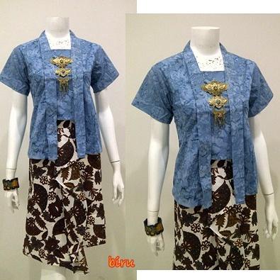 Pusat Model Baju Batik Modern