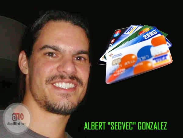 "Albert ""segvec"" Gonzalez"