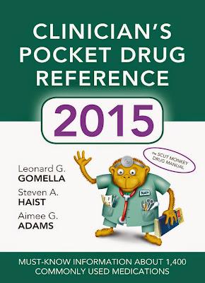 Clinician's Pocket Drug Reference 2015 (Pocket Reference) - Free Ebook Download