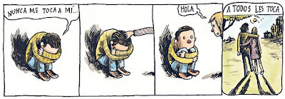 A todos les toca by Liniers