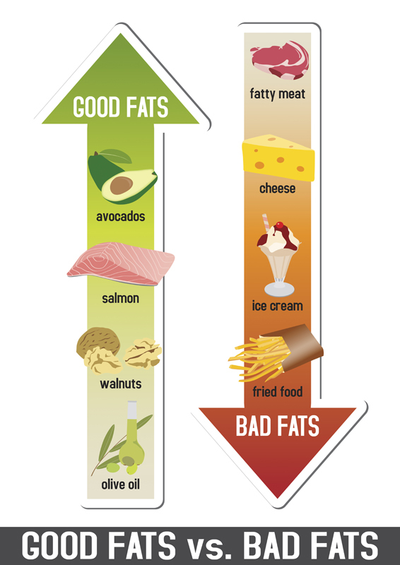 Saturated Fats, food, health