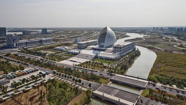 02-Maritime-Museum por gmp Architekten-
