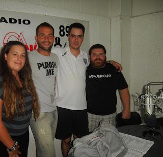 Debates, primicias, Alecha, Francescoli y mucho más en dos horas de Cipo Pasión Radio