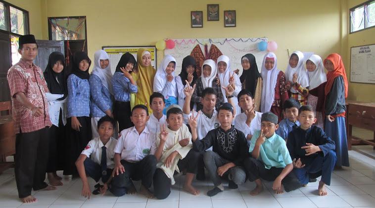 Kelas 7E Tahun Pelajaran 2012-2013