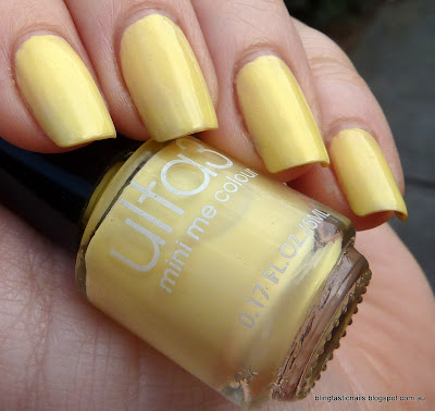 Ulta3 Pastel Yellow