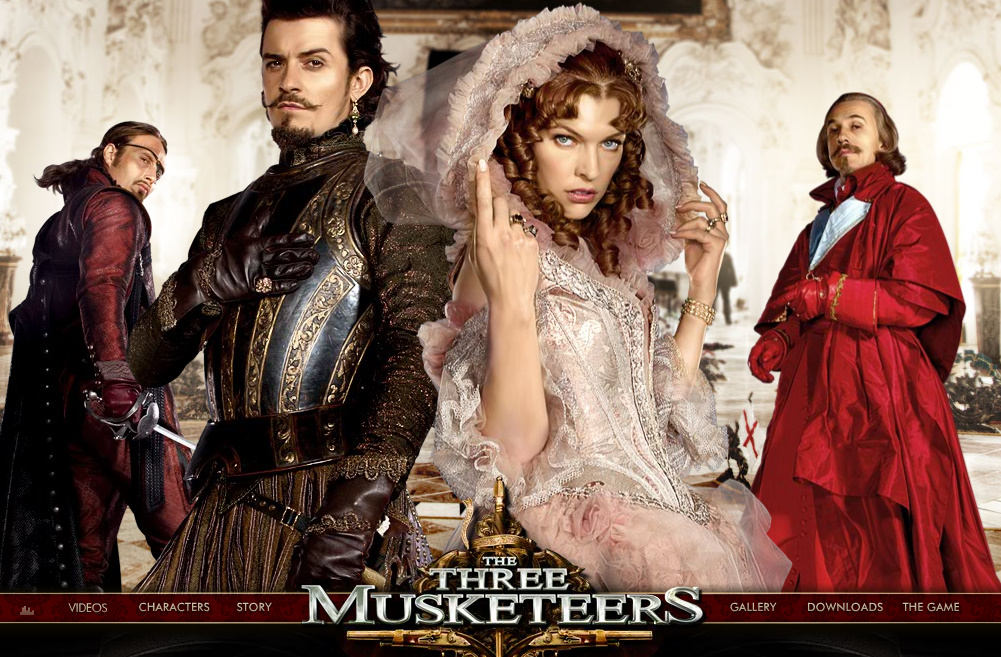 Three Musketeers 2011 Soundtrack Download