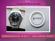 SET REPEAT R ( AURA MIRACLE WATCH )