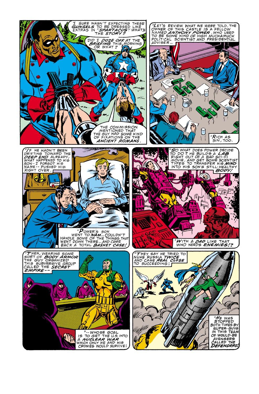 Captain America (1968) Issue #338 #267 - English 4