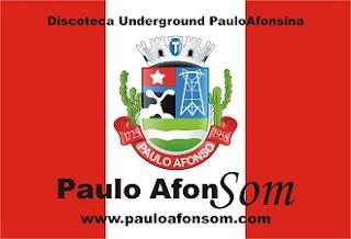 paulo afon som - cultura pauloafonsina