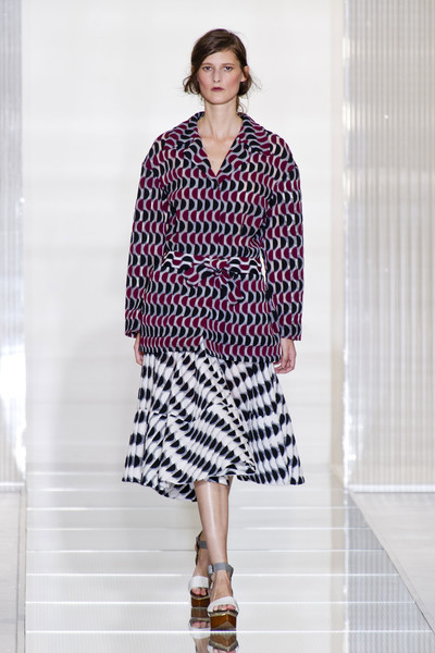 Marni Lookbook. Spring-Summer 2013