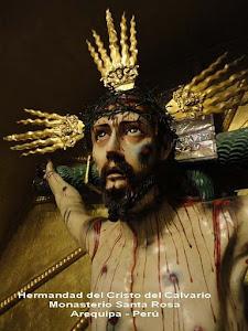 V Sábado de Cuaresma - Cristo del Calvario - Monasterio Santa Rosa