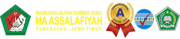 Madrasah Aliyah Assalafiyah Sumber Duko