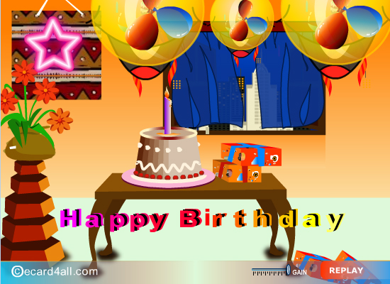 Online Free Ecards May 2011 – Free Online Animated Birthday Cards