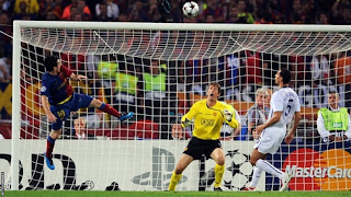 Messi - Champions League 2008/09