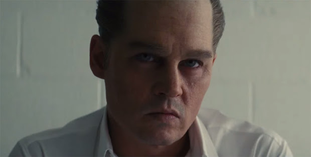 Johnny Depp en Black Mass