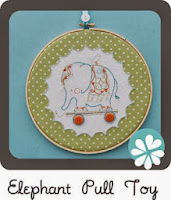 baby embroidery patterns elephant toy free pattern