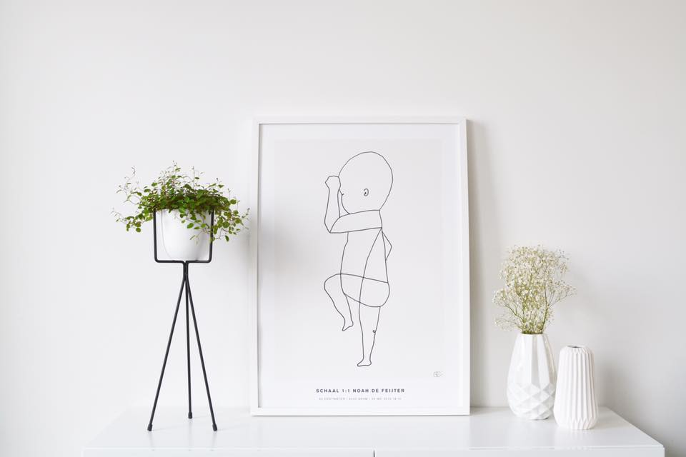 SAVED with style: The Birth Poster   review + winactie