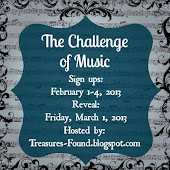 The Challenge of Music Blog Hop