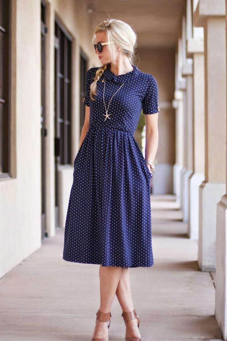 polka dress, poá vestido curto de bolinha, roupas-femininas