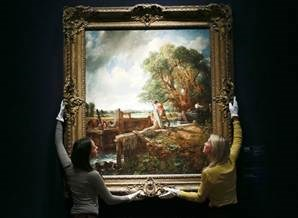 Painting bought for 50 at auction worth 388,000