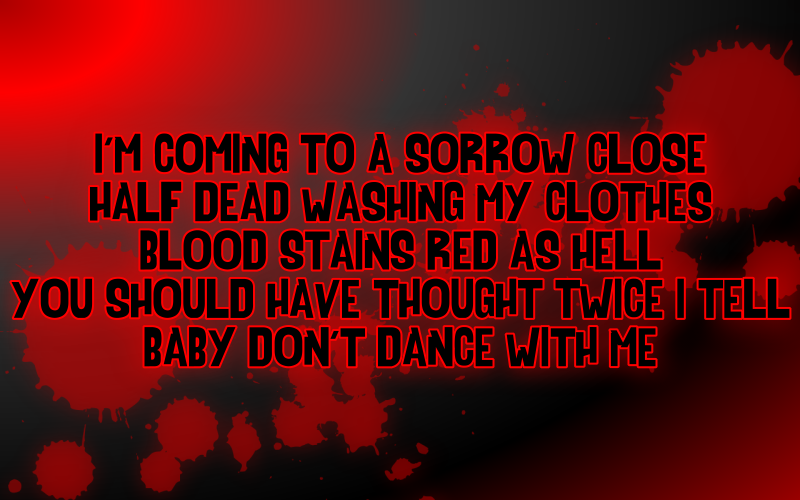 Bloody Mary Quotes