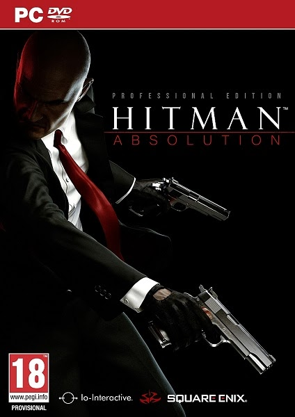 Hitman Absolution Professional Edition 2014