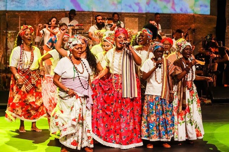 As Ganhadeiras de Itapuã