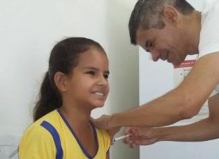 Secretaria de Saúde de Zabelê inicia mais uma etapa de vacinação contra HPV
