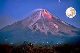 Gambar Images Gunung Slamet Merapi Mau Meletus HD  Gambar Wallpaper Gratis