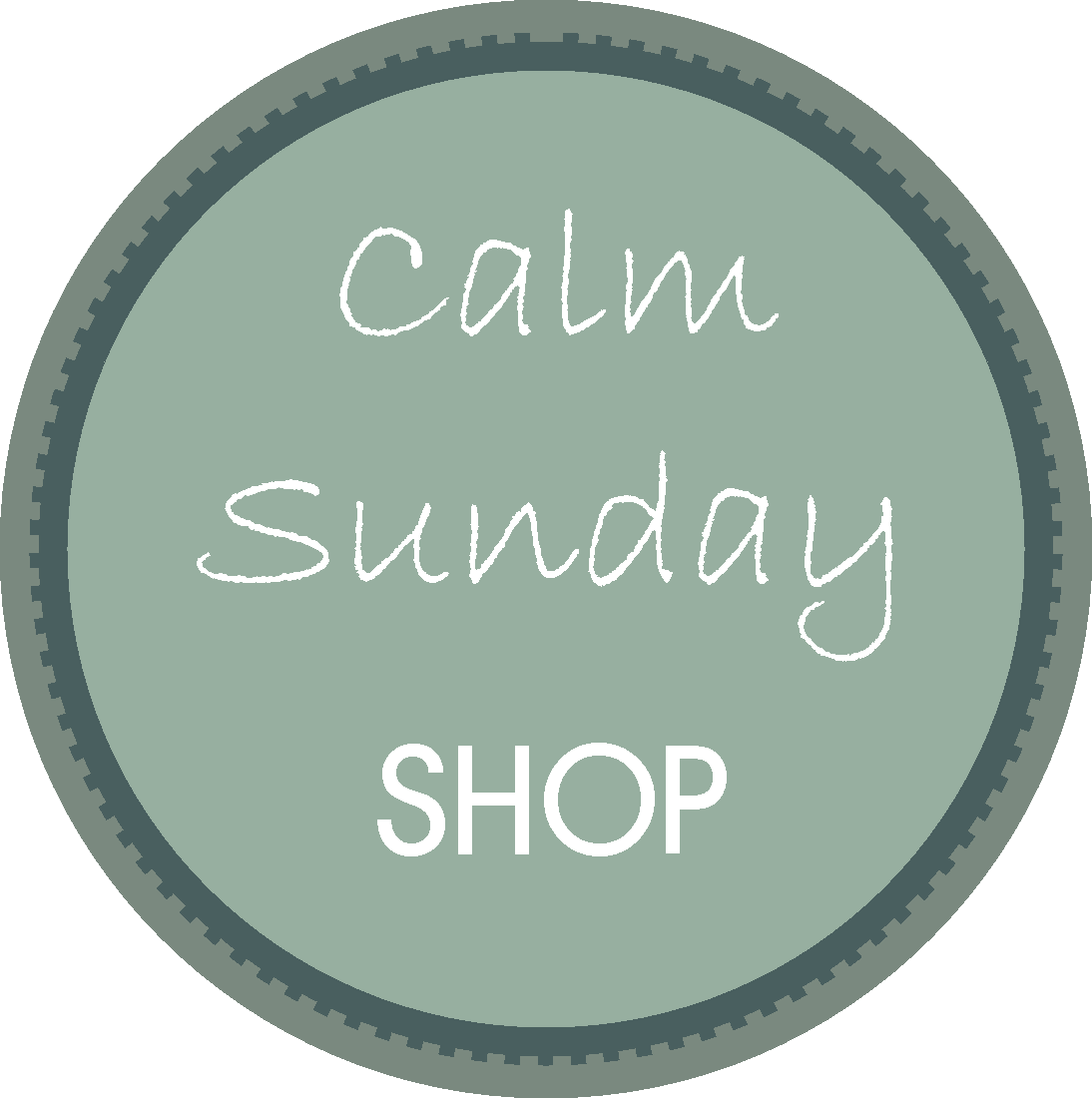 Calm Sunday shop