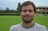 Nicolás Longarte (Coach de Jockey Club de Salta)