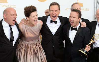 Emmy Awards Winner : Breaking Bad