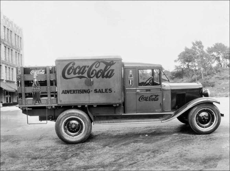 Vintage Delivery Truck 48