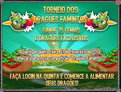 Torneio dos Dragões Famintos