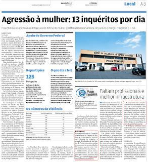 #NaMídia - Presidente da ONG DCM é entrevistada para o Jornal A Tribuna. Confira matéria.