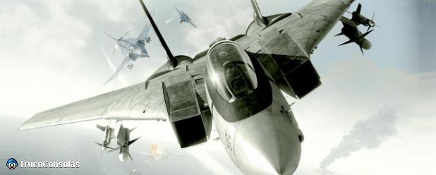 Ace Combat 5: Jefe de Escuadrón