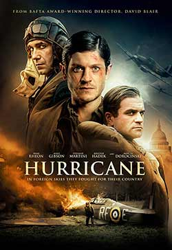 Hurricane 2018 English Movie HDRip 720p 900MB