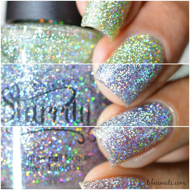 Starrily exclusive polishes