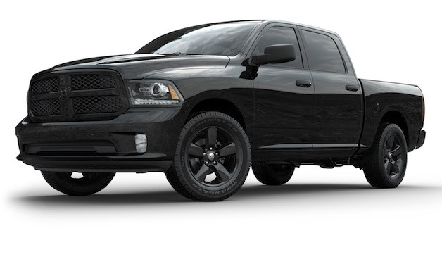 The 2013 Ram 1500 Black Express pricing starts at $26,955