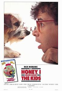 Honey, I Shrunk the Kids Poster