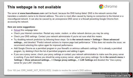 Blog Tidak Dijumpai | Webpage Cannot Be Found!!
