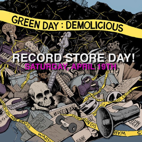 Green Day, Demolicious