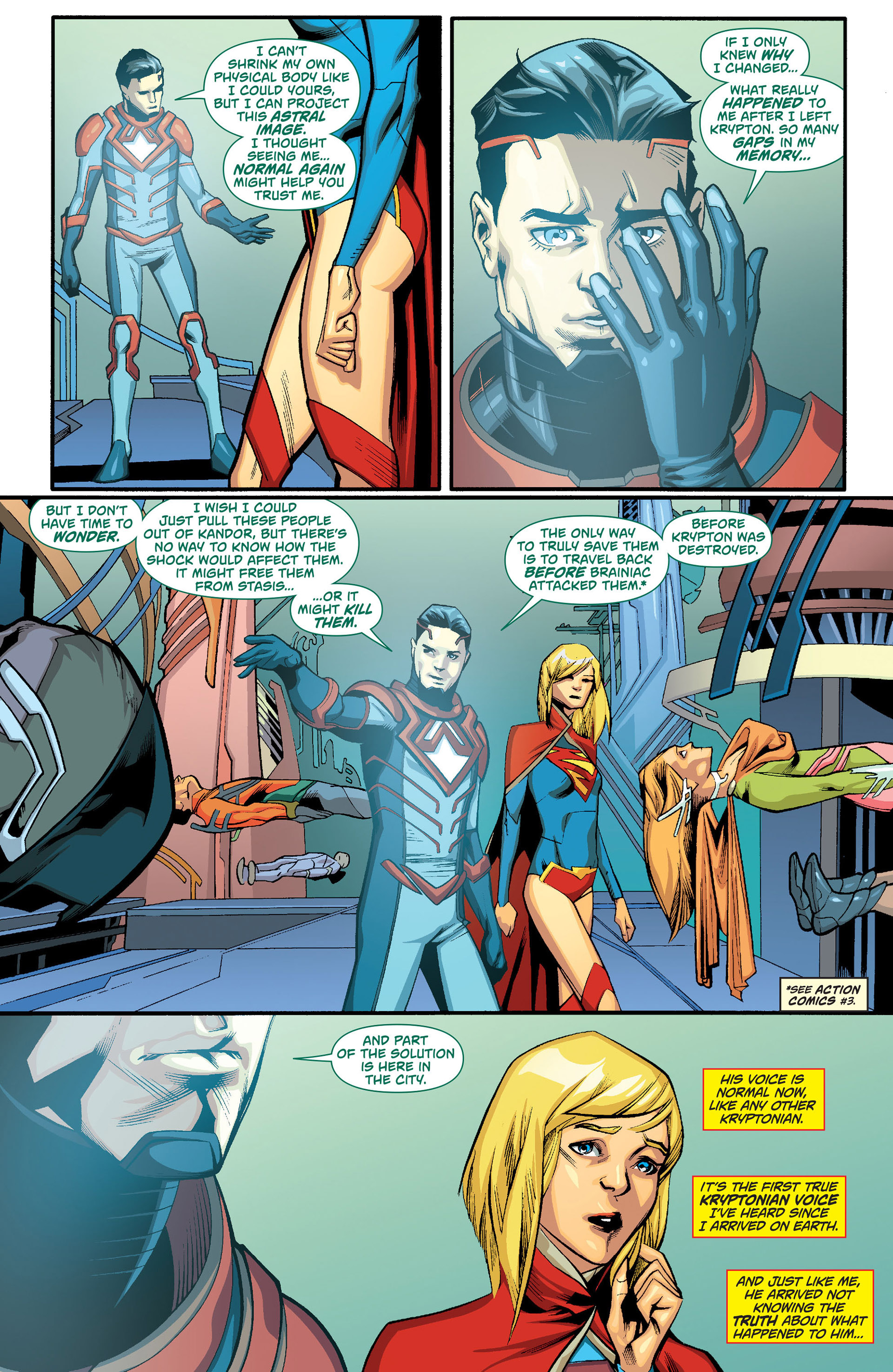 Supergirl (2011) Issue #15 #17 - English 13
