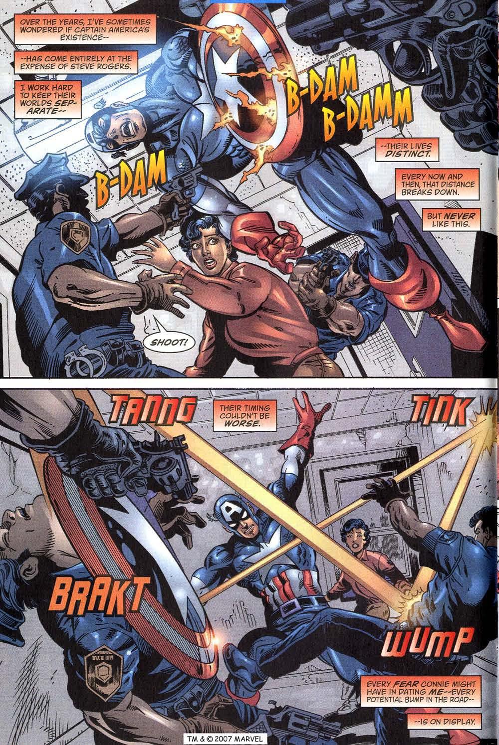 Captain America (1998) Issue #44 #51 - English 10