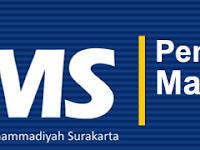 Info Penerimaan Mahasiswa Baru UMS 2013/2014